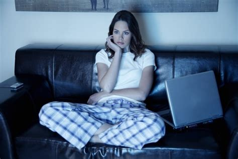 tv shows couch how the shows you watch could be stressing you out