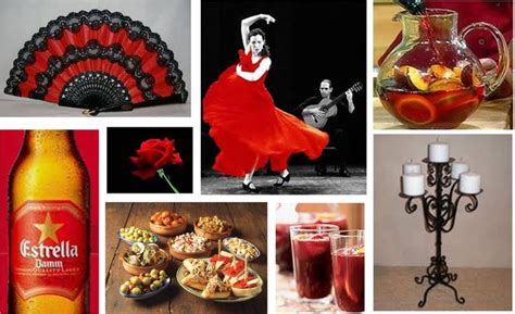 themed party in spanish 17 best images about wedding themes cultural on