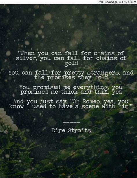 best dire straits song 9 best romeo juliet images on romeo and