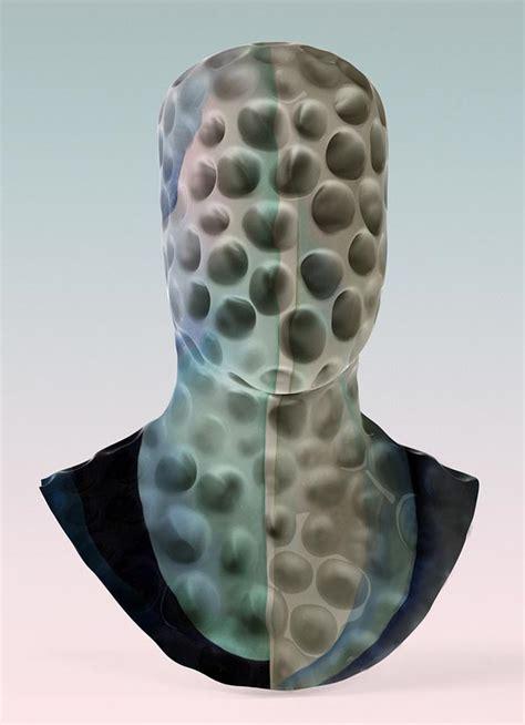 abstract head sculptures  jon rafman