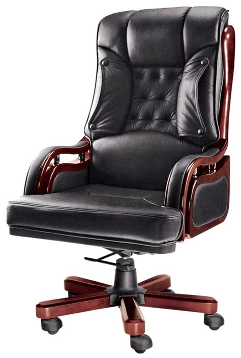 leather office chair d s furniture
