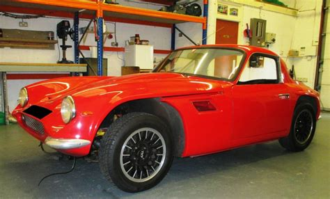 Tvr Vixen 1969 Tvr Vixen Race Rally And Trackday Cars
