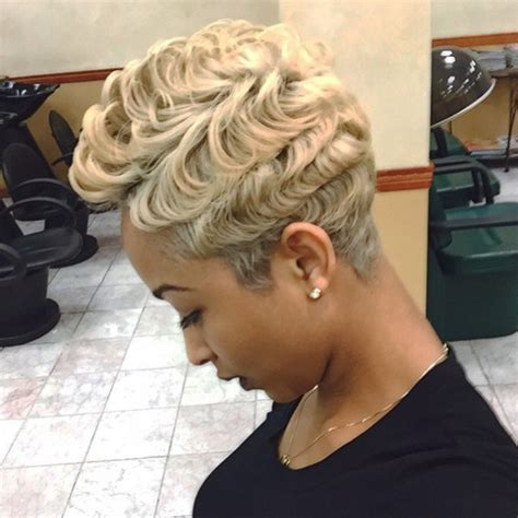 black women short hairstyles with soft waves short finger waves for black women 2017 2018 best cars