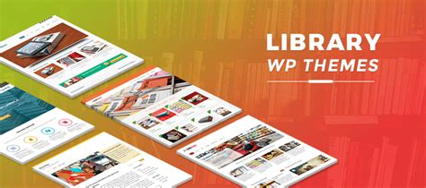 themes wordpress library 5 library wordpress themes free and paid formget