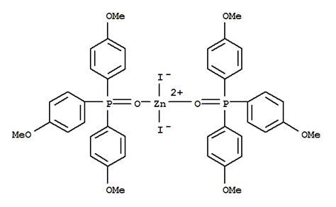 cas    zincdiiodobistris methoxyphenyl