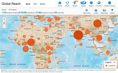 where is the world bank located the world bank s project portfolio is now on