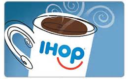 How Much Is On My Ihop Gift Card - ihop gift card gift cards gift certificates icard gift cards