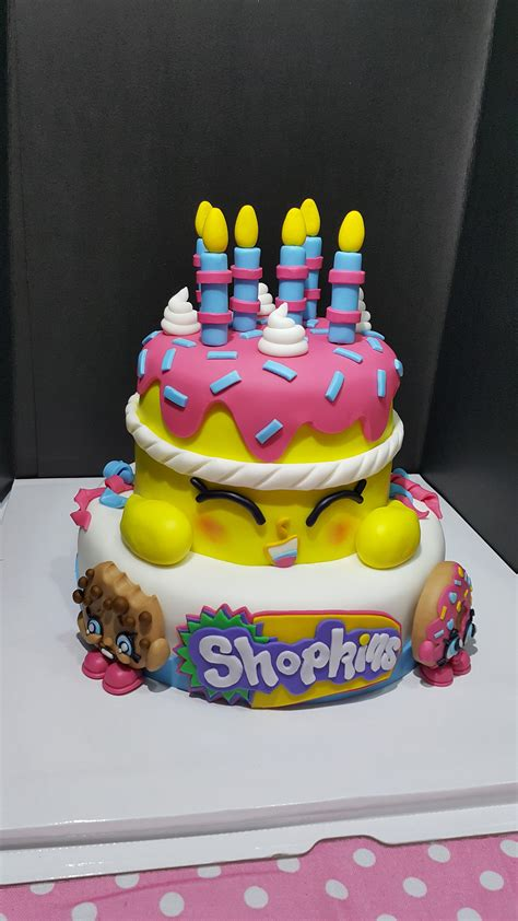 This Is A Cake by Shopkins Cake Cakecentral