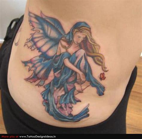 fairy and butterfly tattoo designs butterfly tattoos