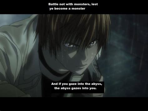 Lighting Of L Quotes In by Light Yagami Quotes Quotesgram