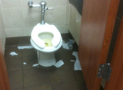 bathroom fuk td46 the tale of three trucker slobs