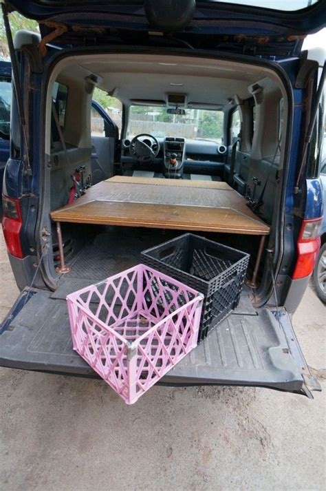 honda element bed 25 best ideas about honda element cing on pinterest