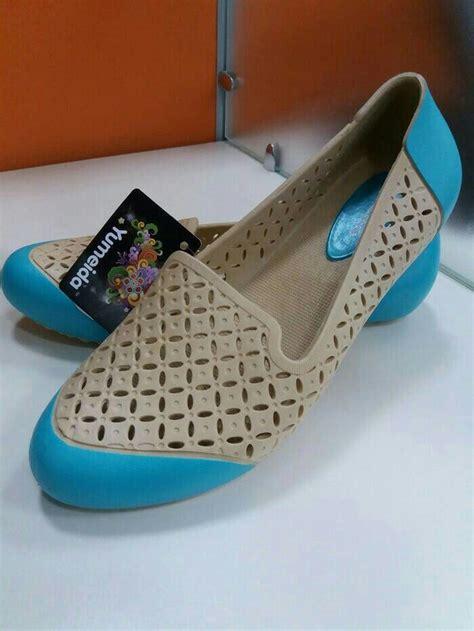 Sepatu Karet Yumeida By Aqr Shop jual sepatu pantofel karet wanita flatshoes yumeida murah