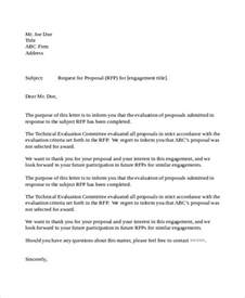 Rejection Letter In Business 21 Business Letter Exles