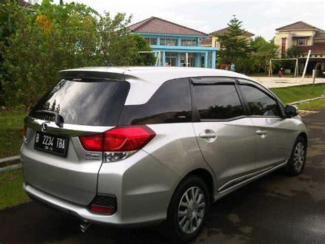 Honda Mobilio E Cvt honda mobilio e cvt prestige 1 5cc automatic th 2014