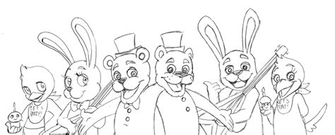 five nights at freddy s coloring book and puzzle for coloring activities book book puzzle books free coloring pages of 5 nights at freddys