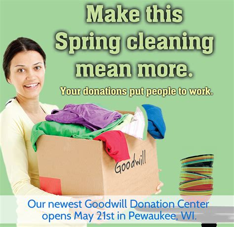 how to spring clean your closet tri county shopping mall in cincinnati newest goodwill donation center opens may 21st