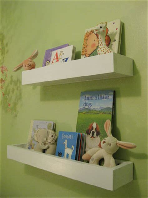 Sherry Shelf by How To Make Wall Shelves For Books In The Nursery