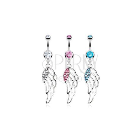 what is surgical steel made of navel piercing made of surgical steel colored cut out