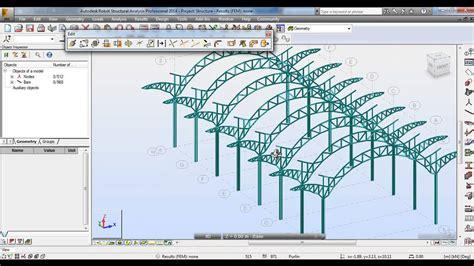 video tutorial robot structural analysis autodesk robot structural analysis 2014 tutorial modeling