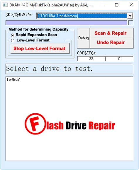 format flash disk unknown capacity how to repaur fake usb flash disk with mydiskfix shravan