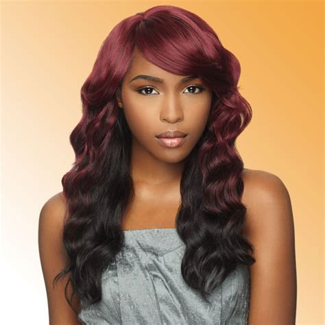 sensationnel totally instant weave synthetic hair half wig hz a040 sensationnel synthetic half wig totally instant weave 2 in
