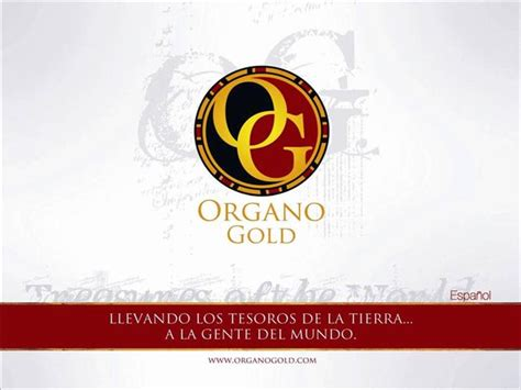 Organo Gold Business Card Template by Organo Gold 2013 Authorstream