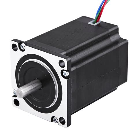 2 Phase Nema 23 Hybrid Stepper Motor Holding Torque 13 Nm Ac67 nema 23 stepper motor 2 phase hybrid for 3d printer