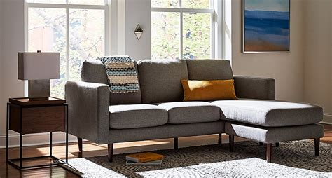 7 best modern minimalistic sectional sofas in 2019