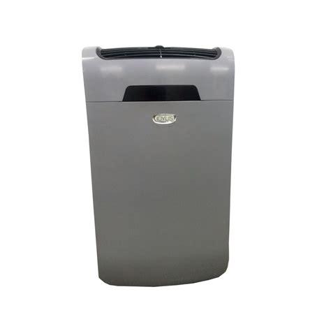 how to install idylis portable air conditioner shop idylis 12 000 btu 400 sq ft 115 volt portable air