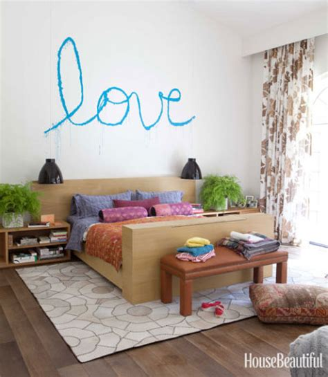 bedroom spray artwork ideas decorative wall art