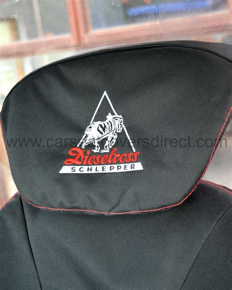fendt tractor grammer maximo dynamic seat covers  dieselross logo car seat covers direct