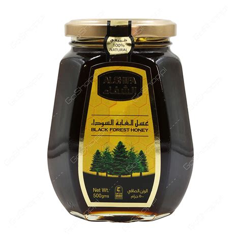 Al Shifa Honey 500 G buy cans jars products from apsara supermarket