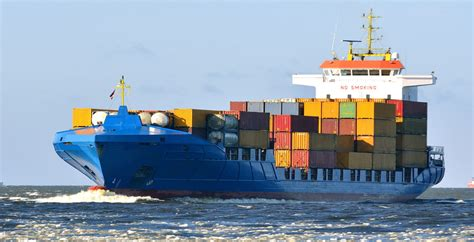 inter continental logistics  sea freight