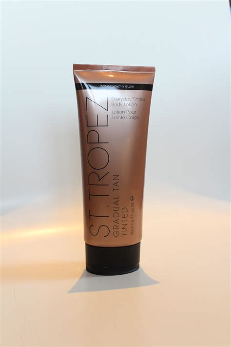 St Tropez Everyday And Makeup by St Tropez Gradual Tinted Everyday Lotion Review