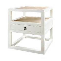 white wooden bedside table with amazing ideas of red black