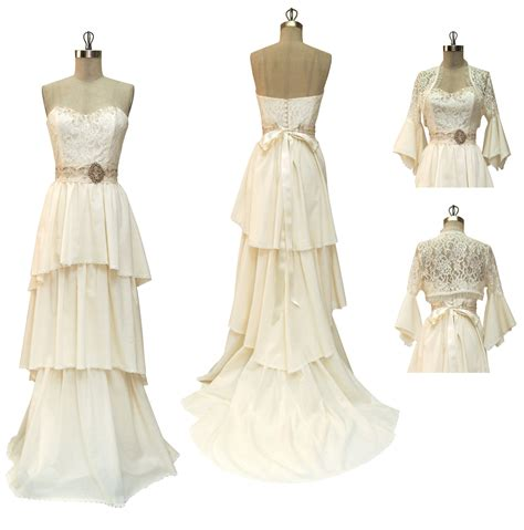 Antique Wedding Dresses by Antique Ivory Wedding Dresses