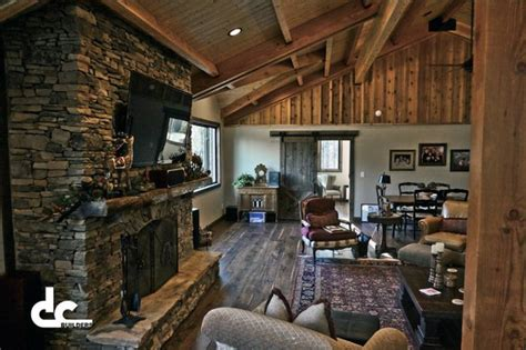 Barn Apartment Floor Plans Traditional Looking Newnan Barn Home With Rustic Finish