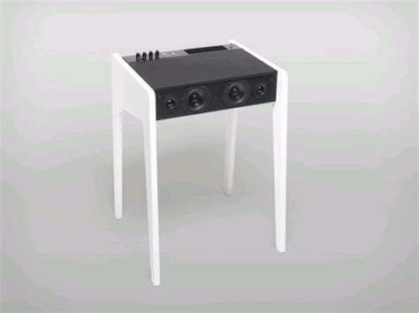 laptop desk with speakers compact multimedia laptop desk with built in speakers