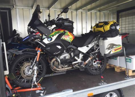 Motorradtransport Deutschland by Motorrad Transport Info Mammut Cargo Transport