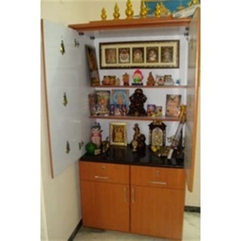 Interior Design Mandir Home pooja room furniture in sanganoor coimbatore carve arts