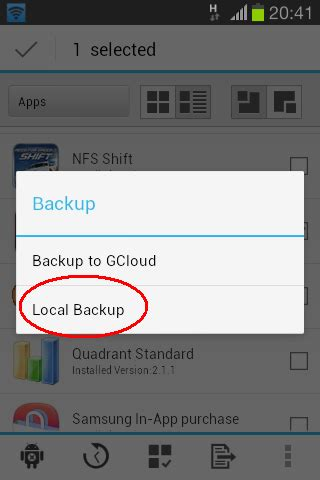 gcloud apk samsung galaxy fame gt s6810 gt s6812 how to guides tips tricks hacks how to backup apk on