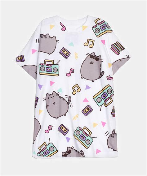 Cat Set T Shirt And Dress pusheen all print unisex http www