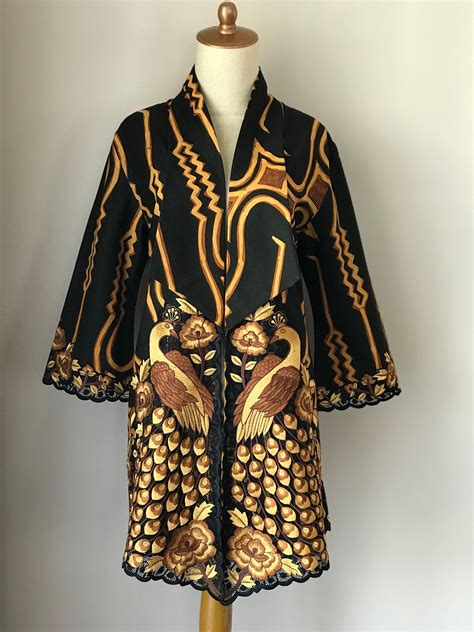 pin  beautiful batik dress