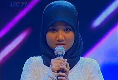 Boot Monika Putih walau til jelek fatin quot x factor quot banjir dukungan