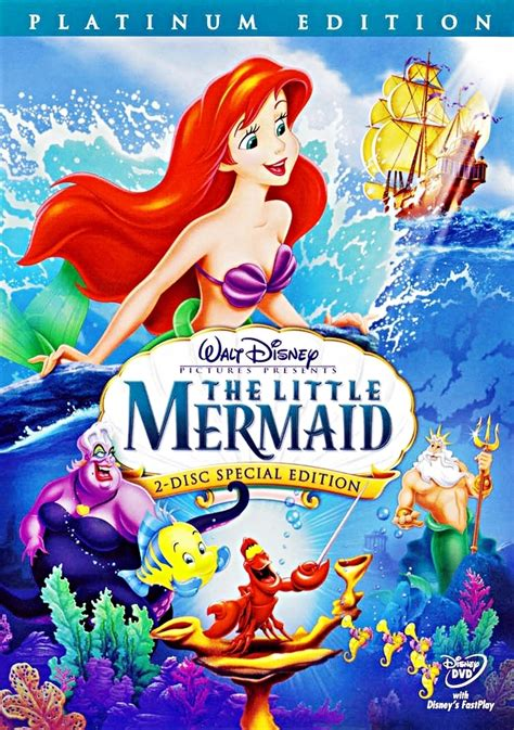 two times platinum books the mermaid disney wiki fandom powered