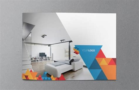 design inspirations architect brochure designs for your inspiration
