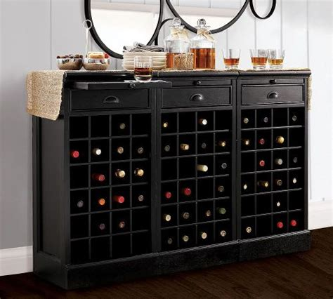 For Bar Buffet Modular Bar Buffet With 3 Wine Bases