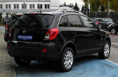 file opel antara 2 4 4x4 design edition facelift
