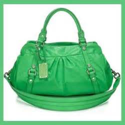 Marc Sofi Bags by Designer S House Must Green Designer Handbags
